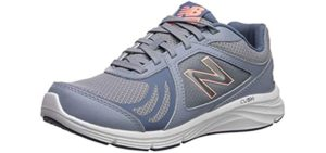 New Balance Women's WW496V3 - Standing all Day Shoe
