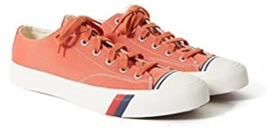 Pro-Keds Women's Royal - Canvas Shoe for No Socks