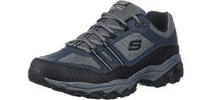 Skechers Men's Afterburn - Shoe for Arthritis