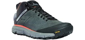 Danner Women's 2650 - Trail Walking Shoes with Vibram Soles