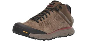 Danner Men's 2650 - Trail Walking Shoes with Vibram Soles