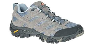 Merrell Women's Moab Vent 2 - Shoe with Vibram Sole