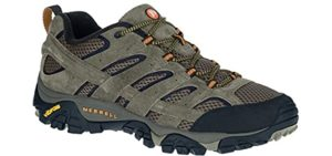 Merrell Men's Moab Vent 2 - Shoe with Vibram Sole