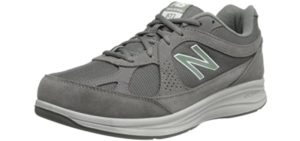 New Balance Men's MW877 - Shoes for Elderly Individuals