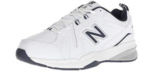 New Balance Men's 608V5 - Training Shoe for Peripheral Neuropathy