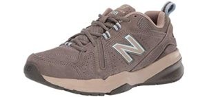 New Balance Women's 608V5 - Cross Trainers for Plantar Fasciitis