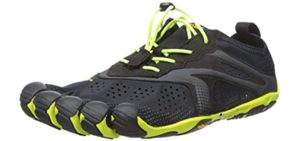 Vibram Men's V-Run - Vibram Sole Water Running Shoe