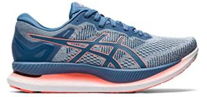 Asics Women's Glide Ride - Rocker Bottom Running Shoe