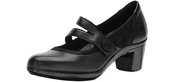 Aravon Women's Lexee - Mary Jane Dress Shoe