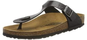 Birkenstock Men's Gizeh - Thong Sandal for Sweaty Feet
