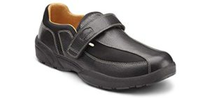 Dr. Comfort Men's Douglas - Orthopedic Dress Shoes