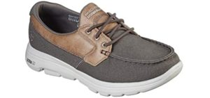 Skechers Men's Krane - Go Walk Lite Boat Shoe Range