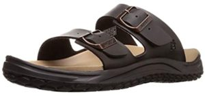 MBT Men's Pumps - Walking Sandal for Plantar Fasciitis