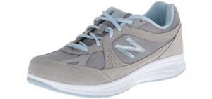 New Balance Women's WW877 - Shoes for Elderly Individuals