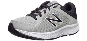 New Balance Women's 420V4 - Athletic Shoe for No Sock Wearing