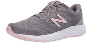 New Balance Women's 520V6 - Flat Feet Running Shoe