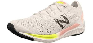 New Balance Women's 890V7 - Supination and High Arch Shoe for Senior
