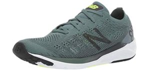 New Balance Men's 890V7 - Supination and High Arch Shoe for Senior