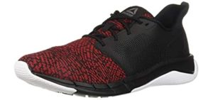 Reebok Men's Print Run 3.0 - Elliptical Running Shoe