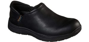 Skechers Men's Ostego Eckington - Professional Office Work Shoe