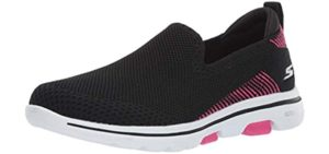 Skechers Go Walk Women's 5 - Trail Walking Shoes