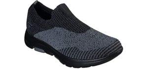 Skechers Men's Merrit - Plantar Fasciitis Walking Shoes