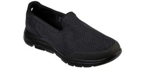 Skechers Men's 55503 - Go Walk 5 Range
