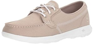 Skechers Women's Eclipse - Go Walk Lite Boat Shoe Range