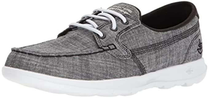 Skechers Women's Go Walk Lite - Boat Shoe