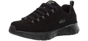 Skechers Women's Synergy 3.0 - Casual Flat Feet Shoes