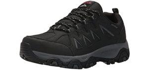 Skechers Men's Terrabite Oxford - Casual Flat Feet Shoes