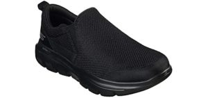 Skechers Men's Go Walk Evolution Ultra - Walking Shoes for Diabetes