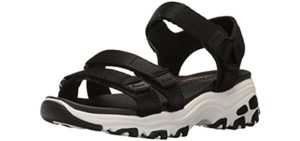 Skechers Women's Cali - Diabetic Sandals
