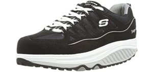 Skechers Women's Shape Ups 2.0 Comfort - Rocker Sole Shoe