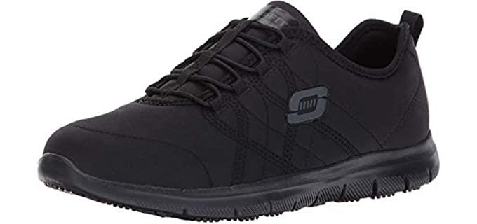 Skechers Women's Ghenter Srelt - Cashier Work Shoes