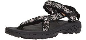 Teva Women's Hurricane - Walking Sandal for Plantar Fasciitis