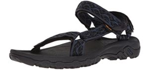 Teva Men's Hurricane - Walking Sandal for Plantar Fasciitis