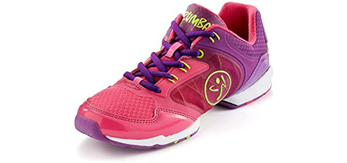 Skechers Women's Flex Edge - Zumba Shoe