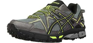 Asics Men's Gel Kahana 8 - Knee Pain Trail Running Shoe