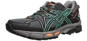 Asics Women's Gel Kahana 8 - Knee Pain Trail Running Shoe