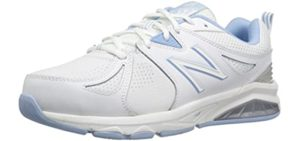 New Balance Women's WX857v2 - Shock Absorbing Cross Trainer