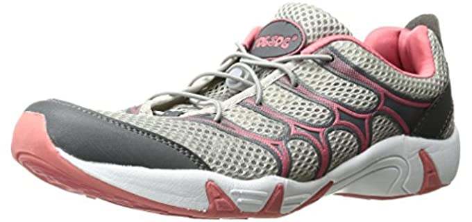 RocSoc Women's Water - Durable Water Shoes for Snorkelling