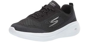 Skechers Women's Go Run Fast 15106 - Rocker Sole Running Shoes