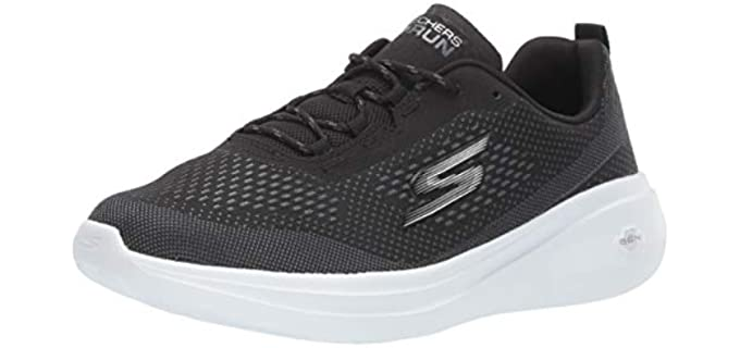 Skechers Women's Go Run Fast 15106 - Shock Absorbing Walking and Running Shoe Running Shoes