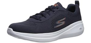 Skechers Men's Go Run Fast 15106 - Rocker Sole Running Shoes