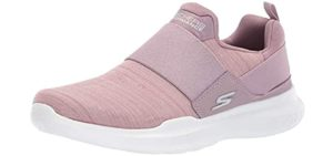 Skechers Women's Go Run Mojo Slip On - Plantar Fasciitis Running Shoes