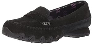 Skechers Women's Penny Loafer - Bursitis Loafer Shoes