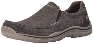 Skechers Men's Avillo - Bursitis Loafer Shoes