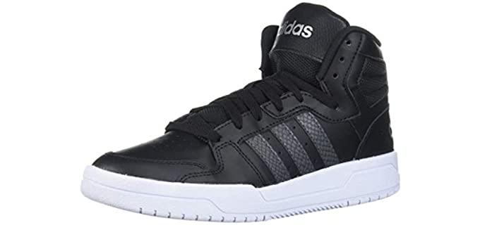 Adidas Women's Entrap - Mid Basketball Shoes