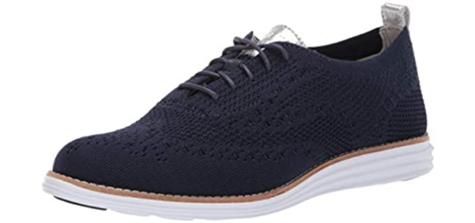 Cole Haan Women's Original Grand Stitch Lite - Breathable Oxford Shoes